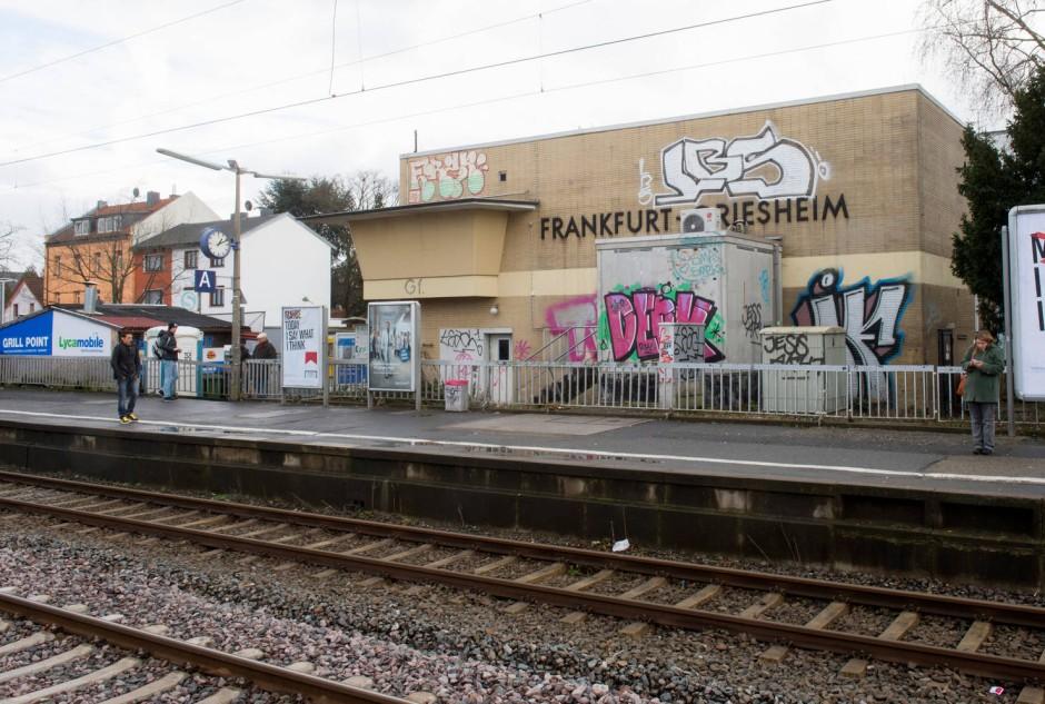 Fortan barrierefrei: Frankfurt erneuert Griesheimer Bahnhof