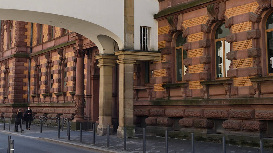 Verhandlungsort: Amtsgericht in Frankfurt am Main