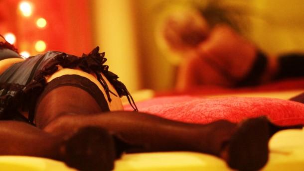 Prostituierte in Frankfurt: Weiche Knie für 150 Euro die