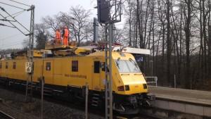 S-Bahnverkehr zwischen Darmstadt und Langen unterbrochen
