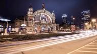 Besser erleuchtet: Um den Hauptbahnhof sollen keine Angst-Räume entstehen