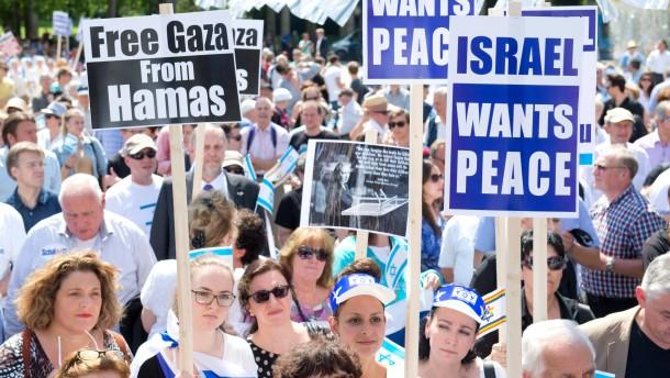 Anzeige wegen Antisemitismus
