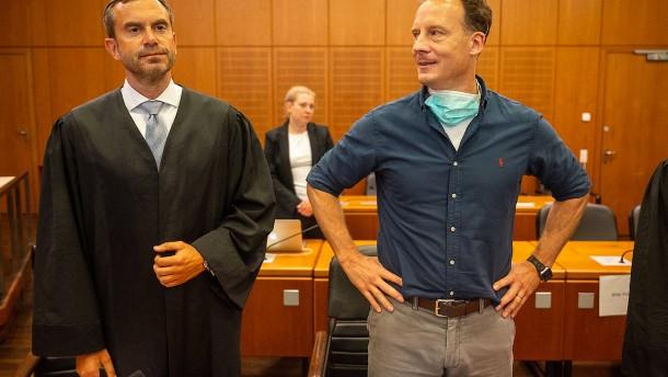 Eskalation im Gerichtssaal