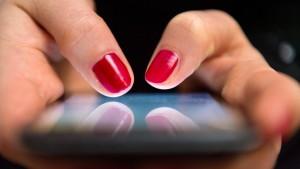 Razzia in Handy-Läden