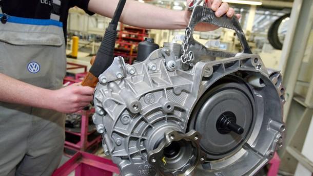Roboter tötet Arbeiter bei VW in Baunatal