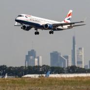 Luftverschmutzer: Flugzeuge im Landeanflug erhöhen laut Experten die Werte von Ultrafeinstäuben am Boden.