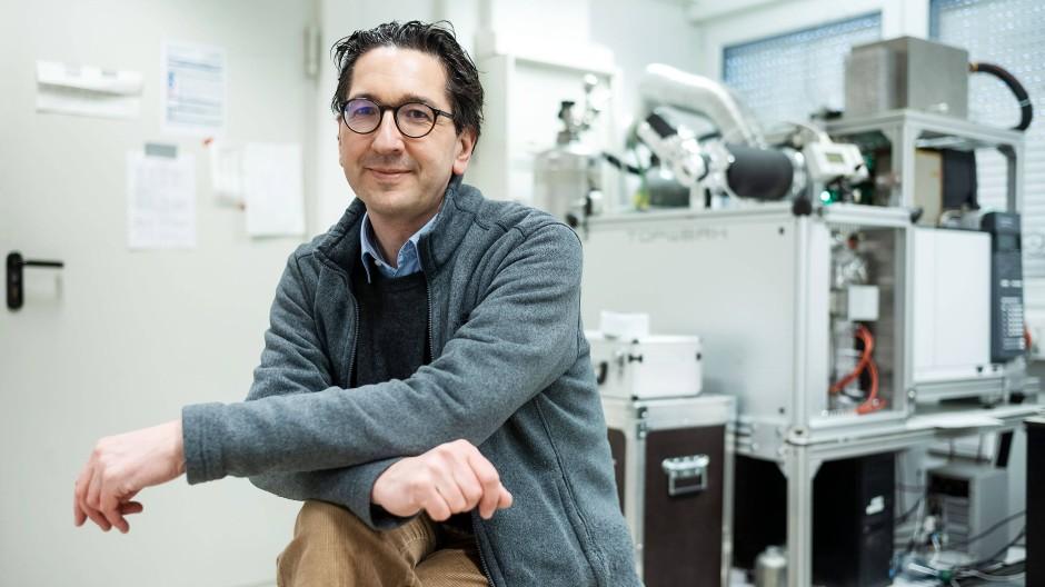 In Corona-Zeiten besonders gefragt: Joachim Curtius ist Atmosphärenforscher und Spezialist für Aerosole.