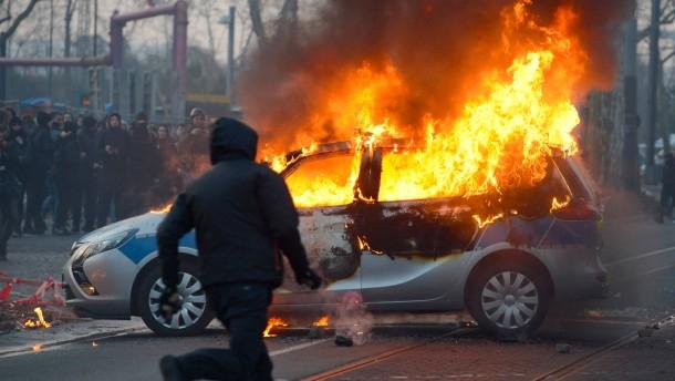 Blockupy-Fotos beschlagnahmt