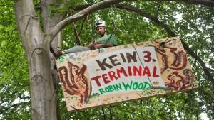 Robin Wood im Treburer Forest