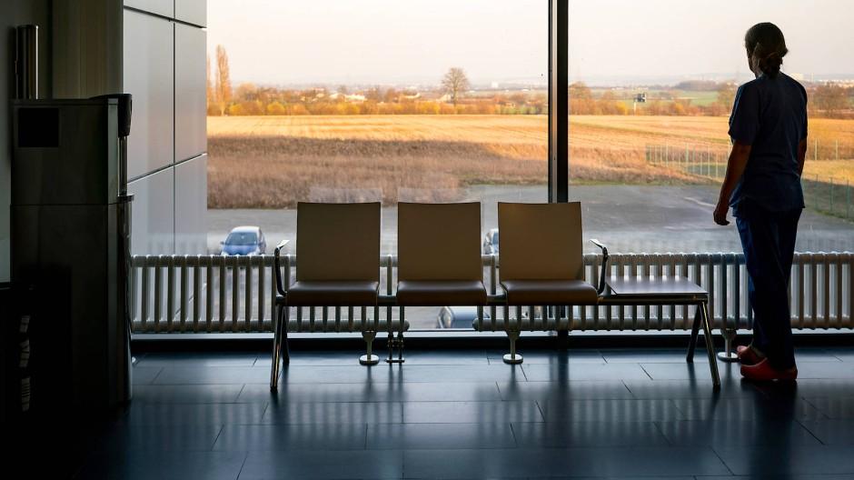 Gesucht: Pflegekraft an einer hessischen Klinik