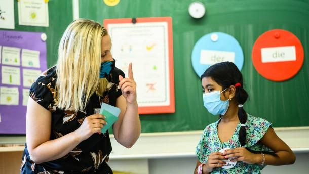 Hessen sucht weiter Lehrkräfte für Grundschulen