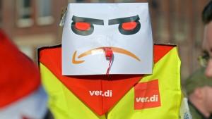 Verdi will Amazon bundesweit bestreiken