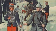 Entwaffnung: Filmplakat aus dem Ersten Weltkrieg