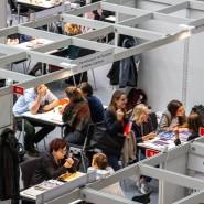 Besucher: die Buchmesse im vergangen Jahr
