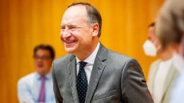 CDU-Politiker Quilling tritt zu dritter Amtszeit als Landrat an