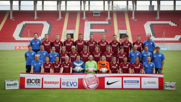 Drei Hessen-Clubs starten zuversichtlich in die 3. Liga