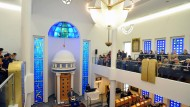 Jüdische Gemeinden werden kleiner