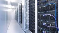 Im Inneren sehen Datacenter immer gleich aus, Northern Data will aber einiges anders machen als Konkurrenten, etwa bei der Energiebeschaffung