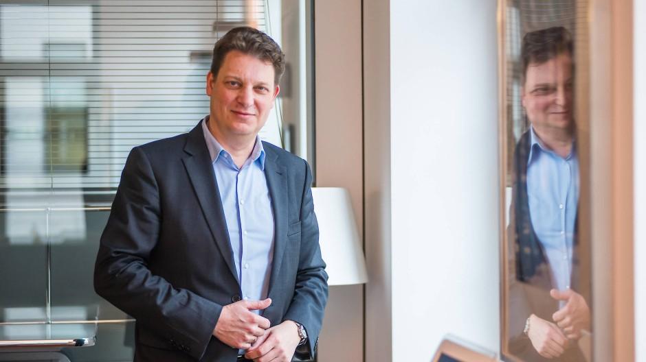Erhofft mehr Wertschätzung von der Kommunalpolitik für die Kreativen: Claudio Montanini, der Präsident des Frankfurter Marketingclubs