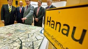 Vier Investoren wollen Hanaus Innenstadt umbauen