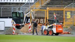 Klare Mehrheit für Ausbau des Stadions