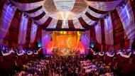 """""""Mein Opernball"""": Dieses Jahr wird es mangels Nachfrage noch nichts mit der Neuauflage in Frankfurt - hier eine Aufnahme vom bisher letzten Ball 2012"""