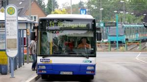 Busverkehr im Taunus gesichert