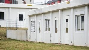 Schüsse auf Flüchtlingsheim im Taunus
