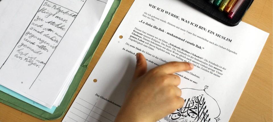 Hessen: Weitere Lehrer bilden sich für Islam-Unterricht fort - Rhein ...