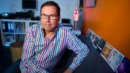 Hintergründig: Mit seinen Labels hat sich Christian Arndt auf elektronische Musik, darunter Lounge, spezialisiert.
