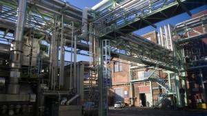 Belegschaft im Industriepark Höchst in Aufregung