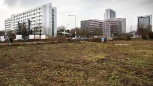 Gut 300 Hektar für den Wohnungsbau