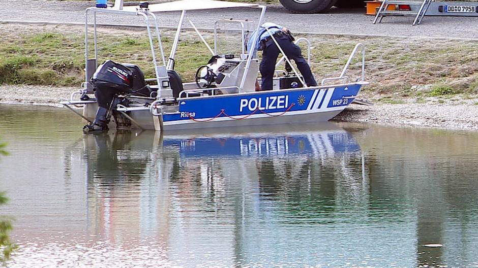 Einsatz: In jeder Badesaison müssen Polizisten nach tragischen Badeunglücken ausrücken