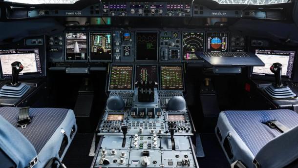 Ohne Technik von Diehl würde der A380 nicht fliegen