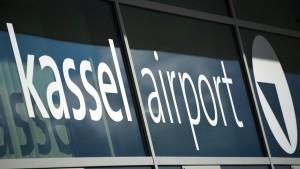 Luftnummern am Flughafen