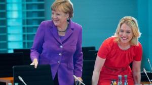 Seniorentag in Frankfurt erwartet die Kanzlerin