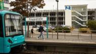 Verlängerung: Die U4 soll dereinst bis Ginnheim fahren