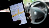 Druckempfindlich: Uber begründet seinen vorläufigen Rückzug mit der Regulierung des Geschäfts.