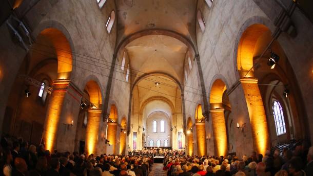 Dieter Bohlen hilft Kloster Eberbach