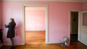 Baugenehmigungen in Hessen gehen zurück