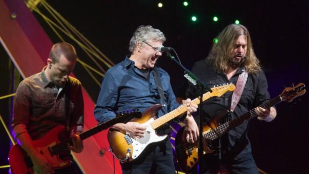 Steve Miller Band - Der amerikanische Rock- und Bluesgitarrist kommt mit seiner Band in die Alte Oper nach Frankfurt.
