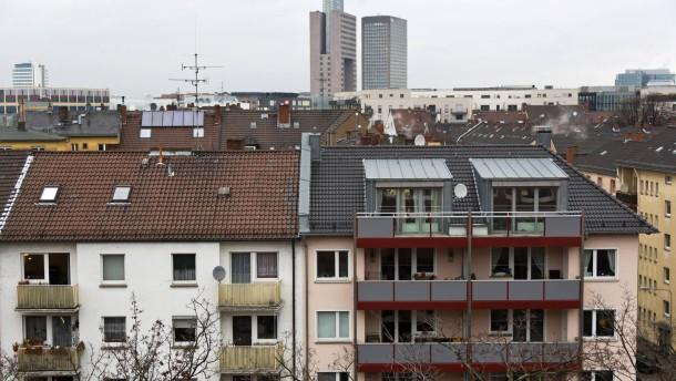 Streit um das Potential auf den Dächern