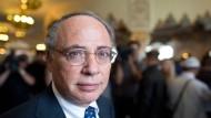 Mit der Einschulung bekam er einen neuen Vornamen: der ehemalige Präsident des Zentralrats der Juden und Frankfurter Dieter Graumann.