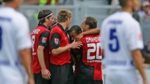 SV Wehen Wiesbaden gliedert Profis aus