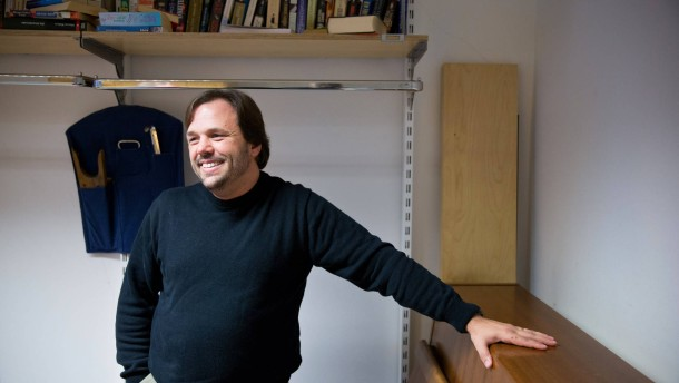 Peter Marsh - Der Tenor gehört dem Ensemble der Oper Frankfurt an.