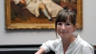 Berufseinsteigerin: Sie macht Erfahrungen als Praktikantin im Städel - ihr Salär liegt weit unter dem geplanten Mindestlohn von 8,50 Euro je Stunde
