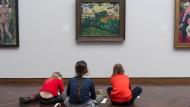 Kultur für alle: Kinder können sich im Städel vermutlich bald unentgeltlich von Erich Heckel inspirieren lassen.