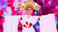 """Eine Hessin auf Mallorca: Im Finale der Casting-Show """"Germany's Next Topmodel"""" konnte sich Kim Hnizdo gegen die verbliebenen Konkurrenten durchsetzen."""