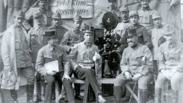 Kaiser Wilhelms Geburtstagsfeier im Netz