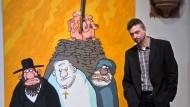 Ernste Sache: Ralf König im Caricatura-Museum nebst einem Werk nach eigener Idee